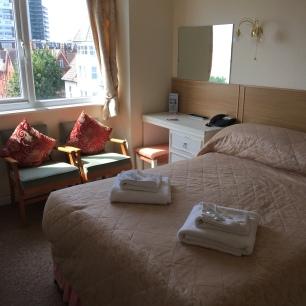 My £15 room